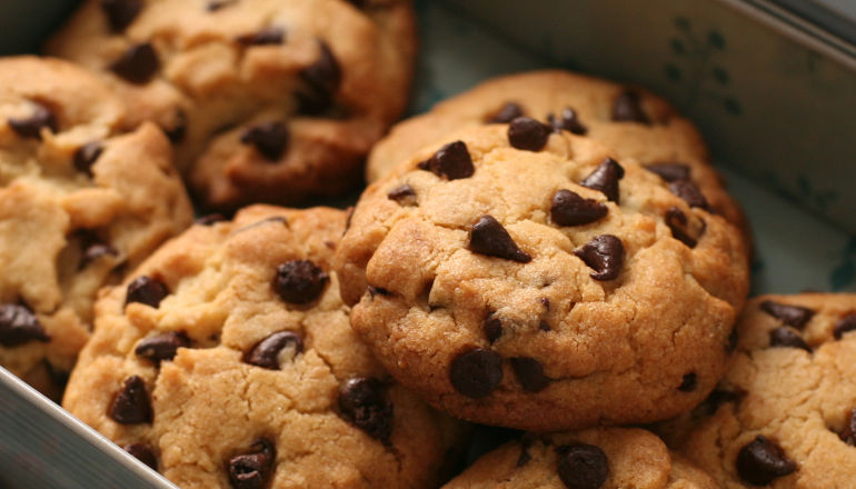 How To Make Chocolate Chip Cookies Recipe With Video Rice N Flour