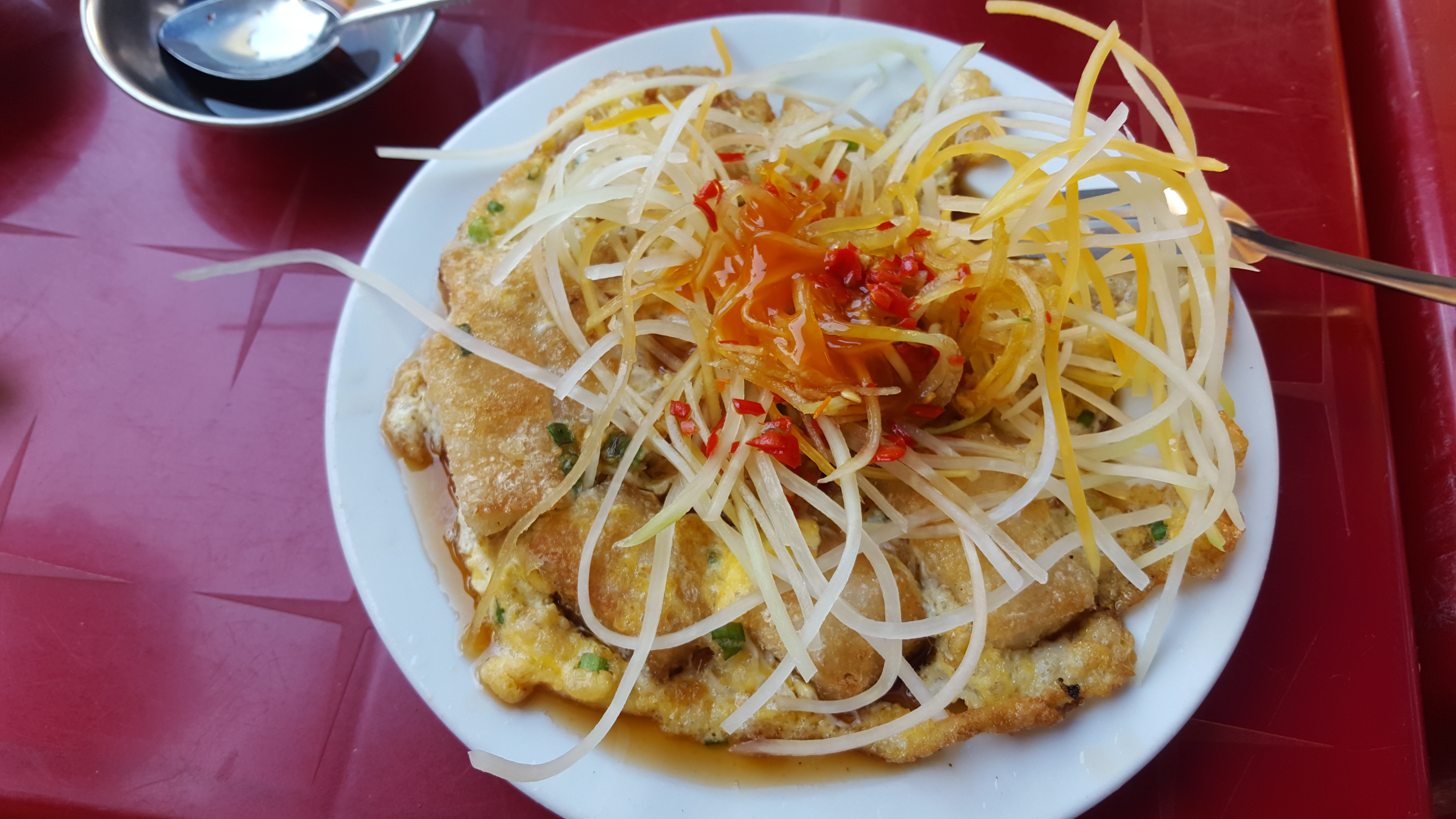 Exotic Saigon - Street Foods - Rice 'n Flour