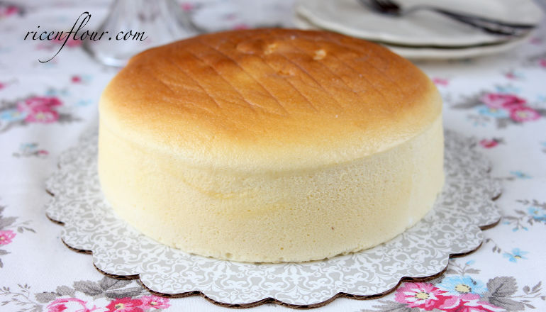 Super Soft Cake Recipe