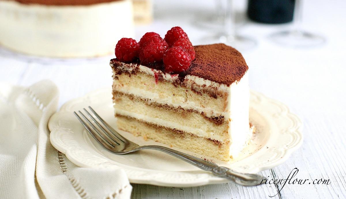 Sponge Cake Using Cake Flour