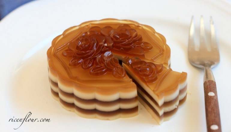 coffee-flan-jelly-recipe