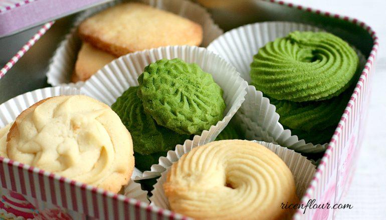 How To Make Danish Butter Cookies Recipe
