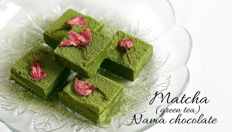 recipe: japanese green tea petits fours [37]