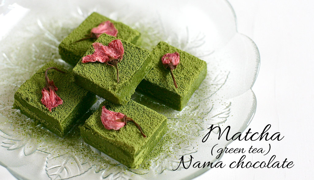 how to make matcha chocolate