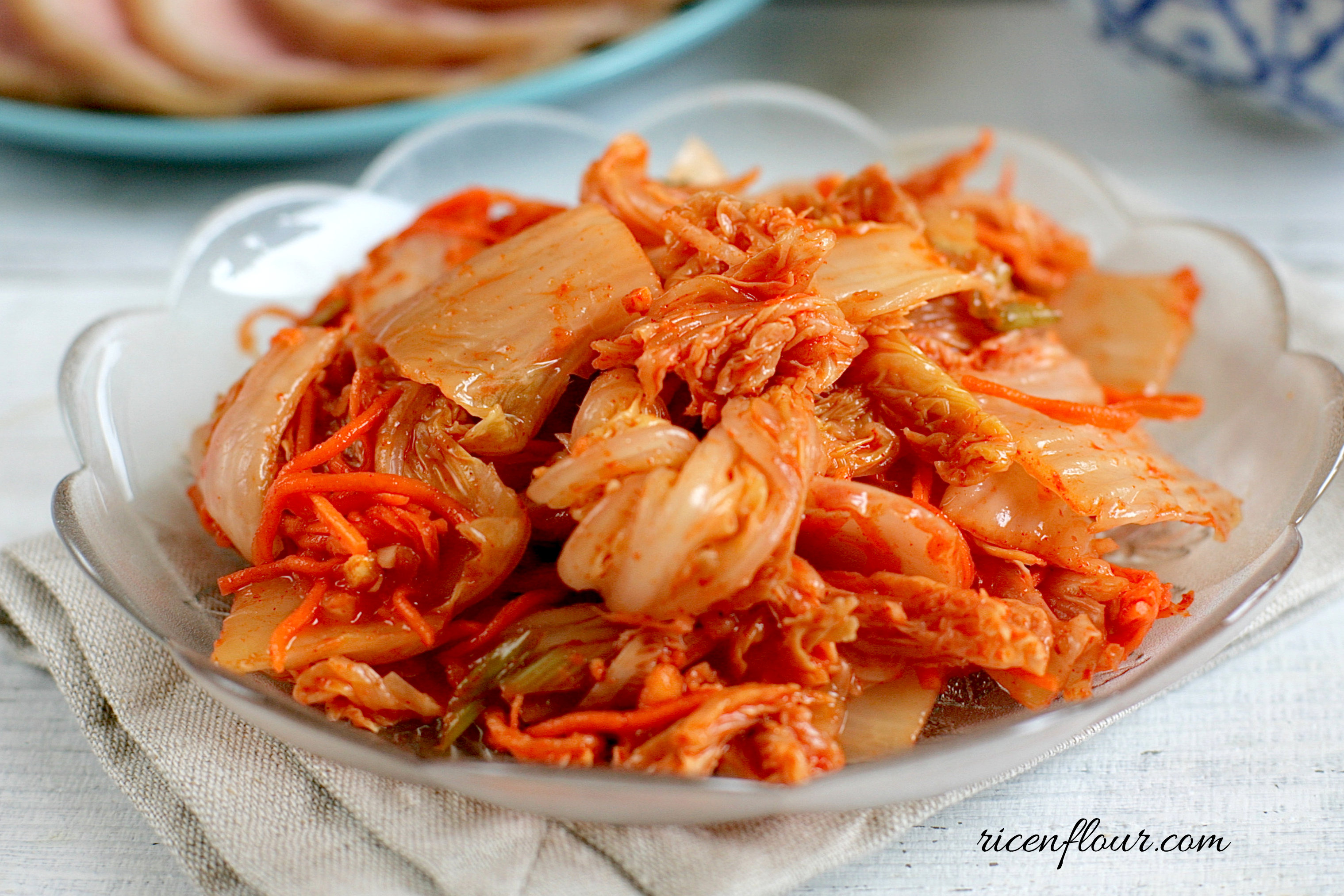 How to make Traditional Korean Kimchi and Vegan Kimchi ...